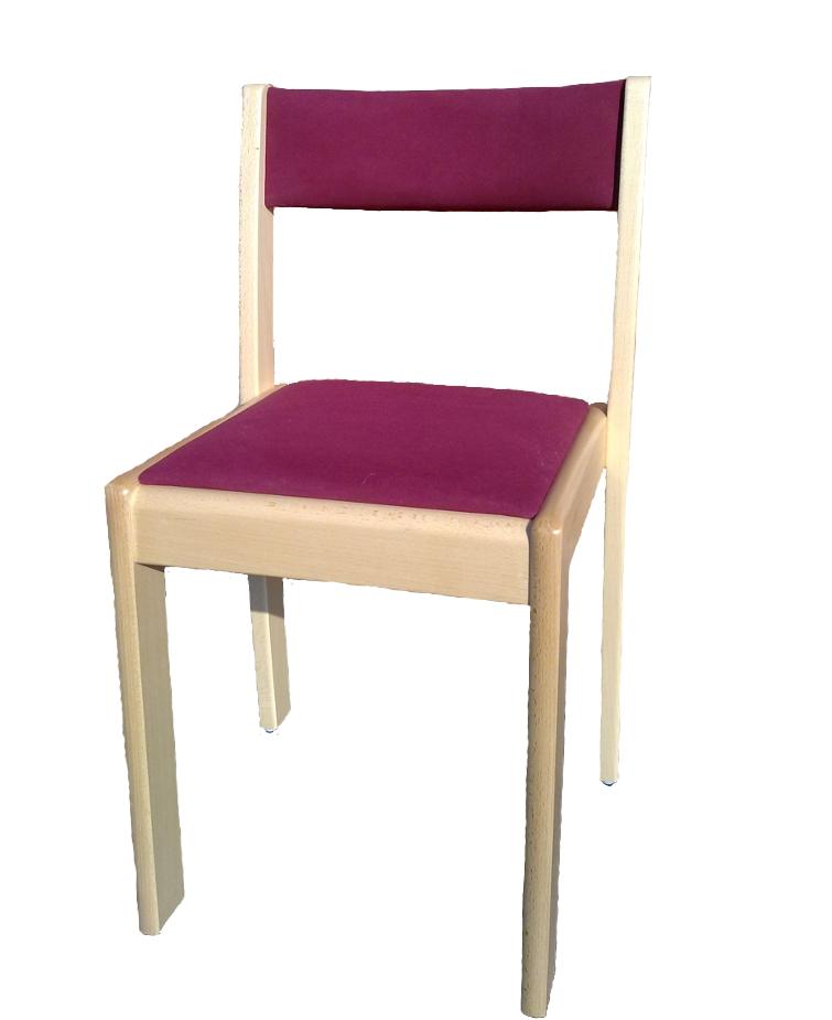 Holzstuhle Stuhl Tim Mit Polster